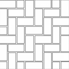 Herringbone - Brick Pattern