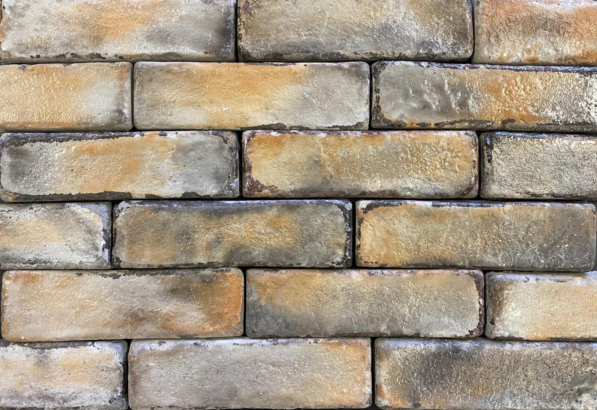 Gold Rush Thin Brick Veneer color